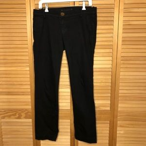 Jbrand Bea Black Denim 29 Jeans